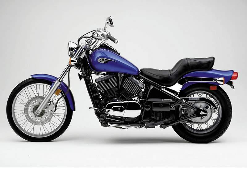 Мотоцикл kawasaki vn 800 vulcan 2005