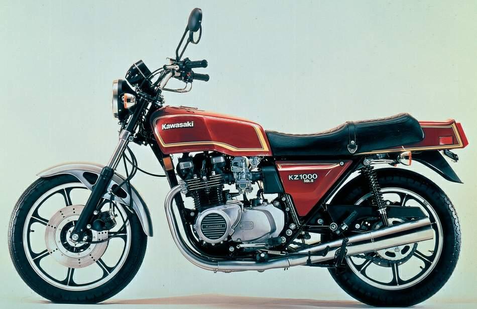 мотоцикл кавасаки 1000: