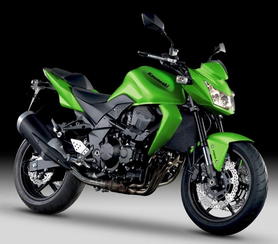Мотоцикл Kawasaki Z 750R 2011 Цена, Фото, Характеристики