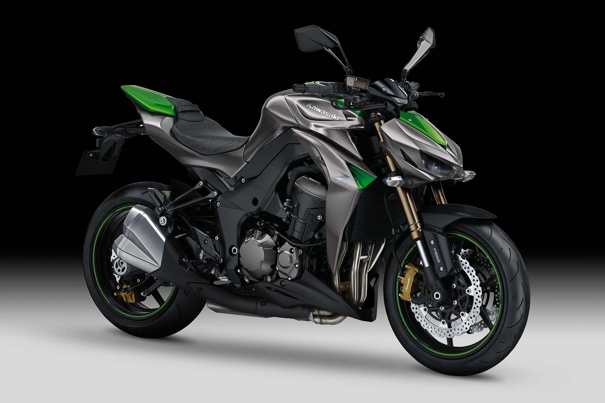 Мотоцикл Kawasaki Z1000 Special Edition 2014 Описание ...