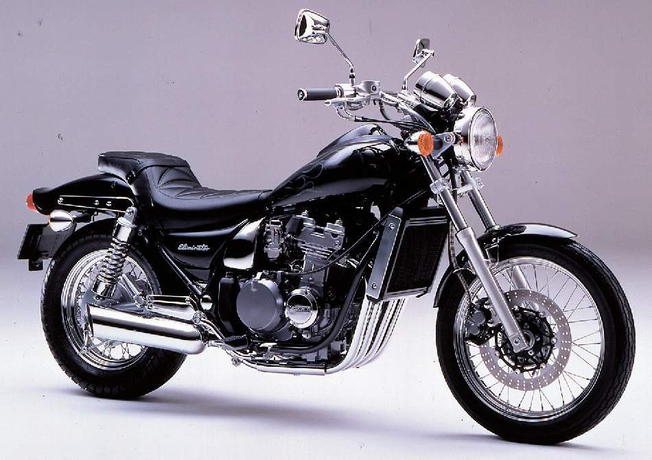 Kawasaki EN 400