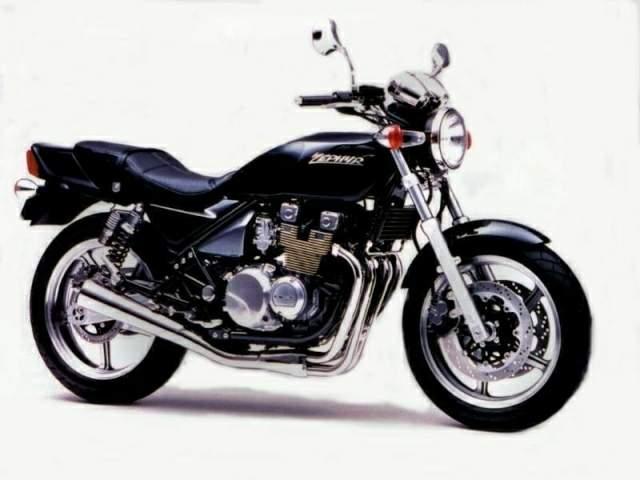 Kawasaki ZR550B1 Zephyr 1990