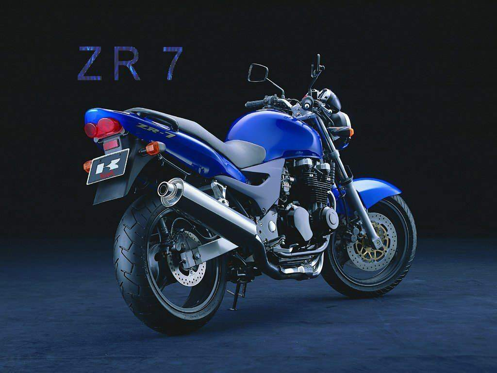 описание мотоцикла кавасаки zr 7 2004 г