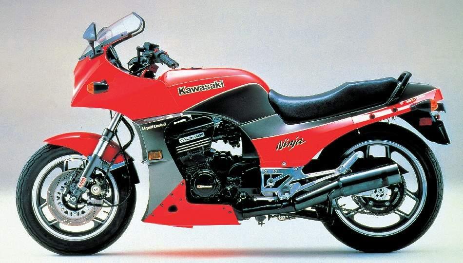 1996 Kawasaki ZX-6R Ninja - Moto.ZombDrive.COM