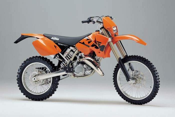 ktm 125 exc enduro 2003. Black Bedroom Furniture Sets. Home Design Ideas