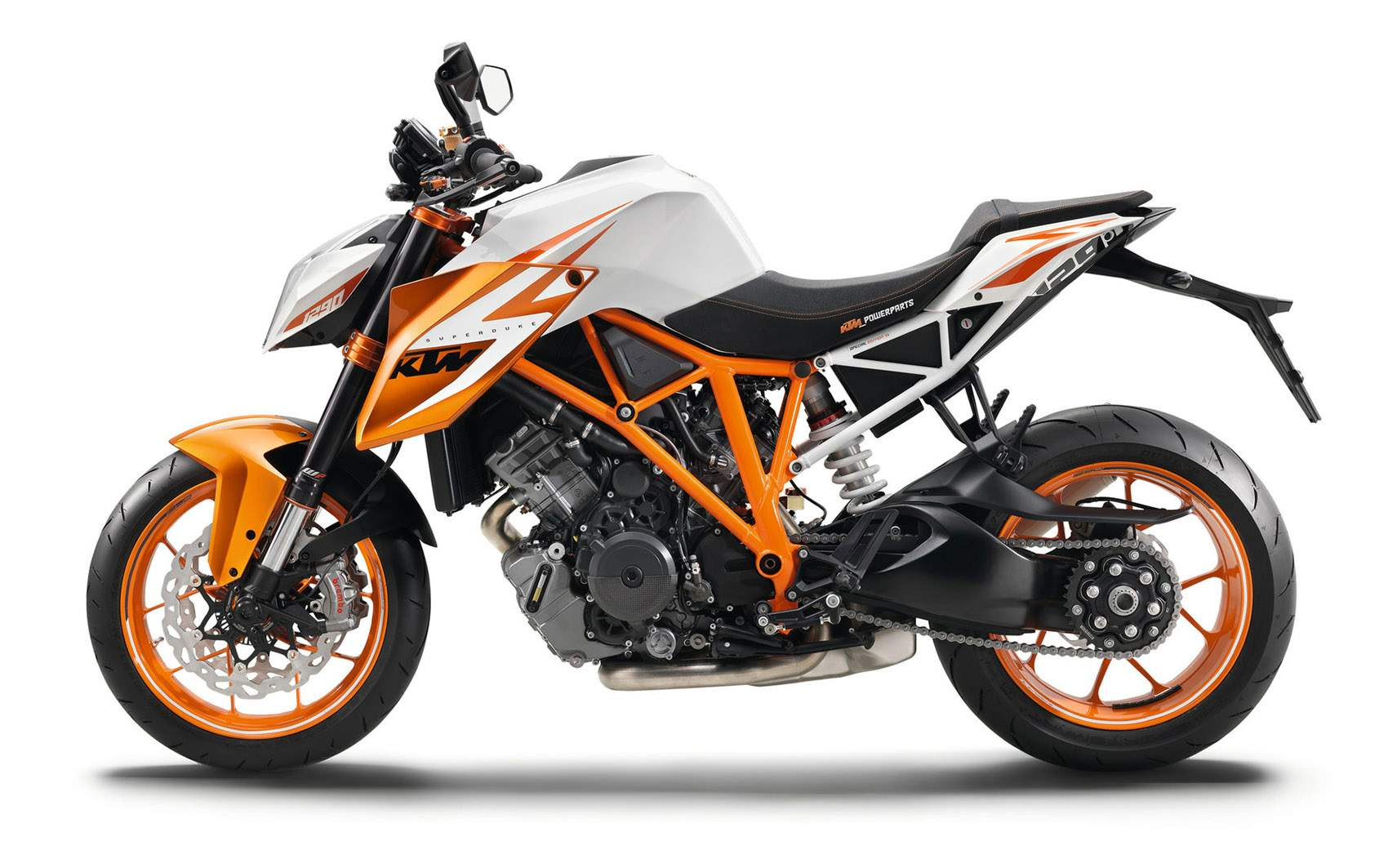 Мотоцикл KTM 1290 Super Duke R Special Edition 2016