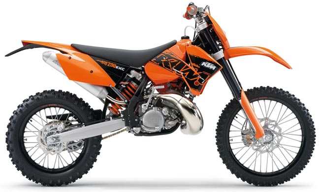 ktm 250 exc enduro 2005. Black Bedroom Furniture Sets. Home Design Ideas