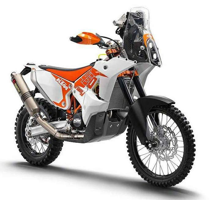 Мотоцикл KTM 450 Rally Production Racer 2014