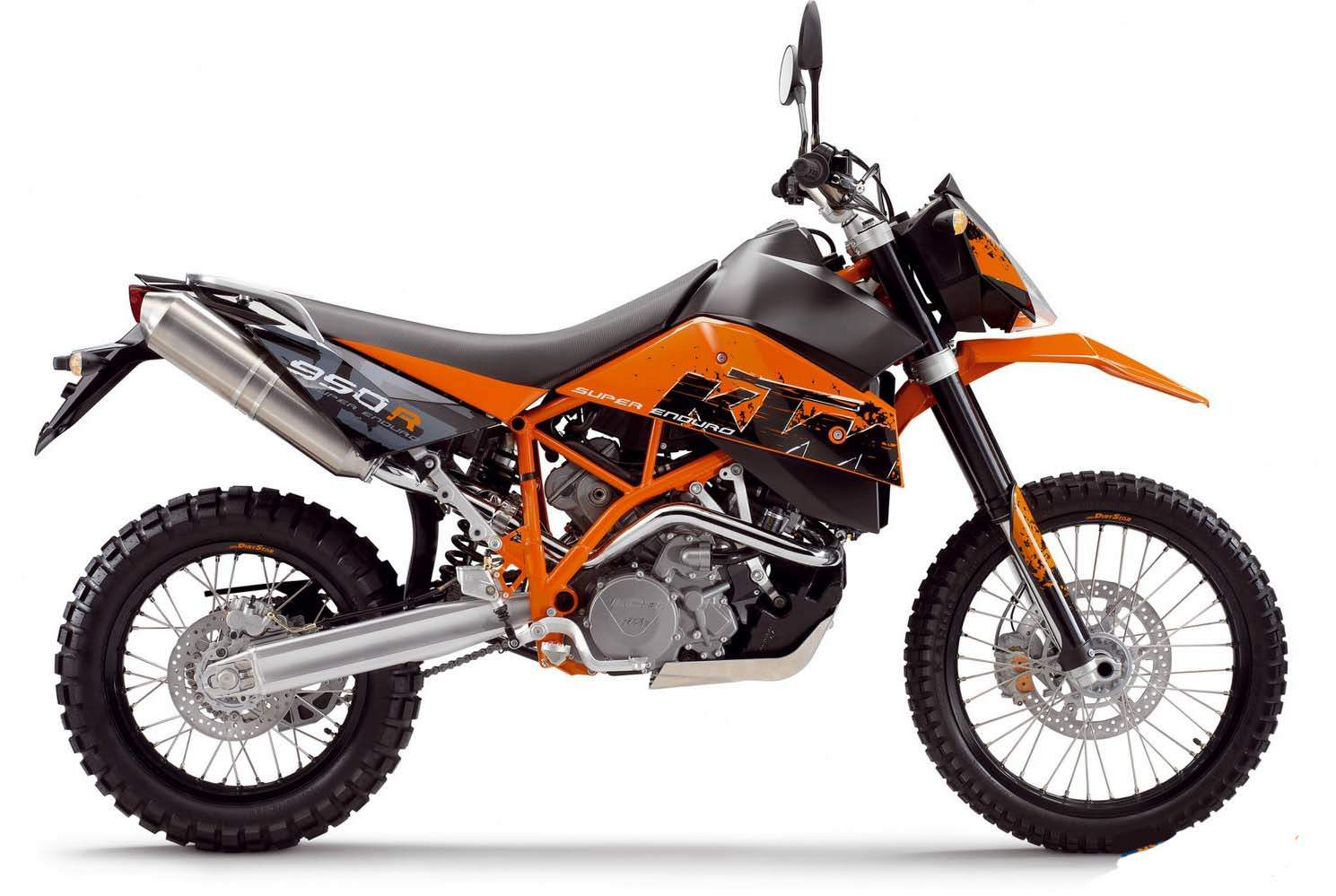 Мотоцикл KTM 950 Super Enduro R 2008