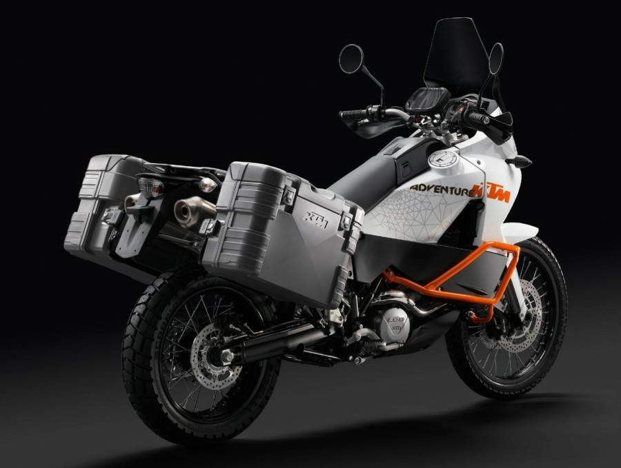 Мотоцикл KTM 990 Adventure Limited Edition 2010
