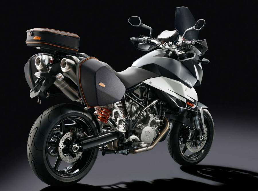 Мотоцикл KTM 990 Supermoto T Limited Edition 2010