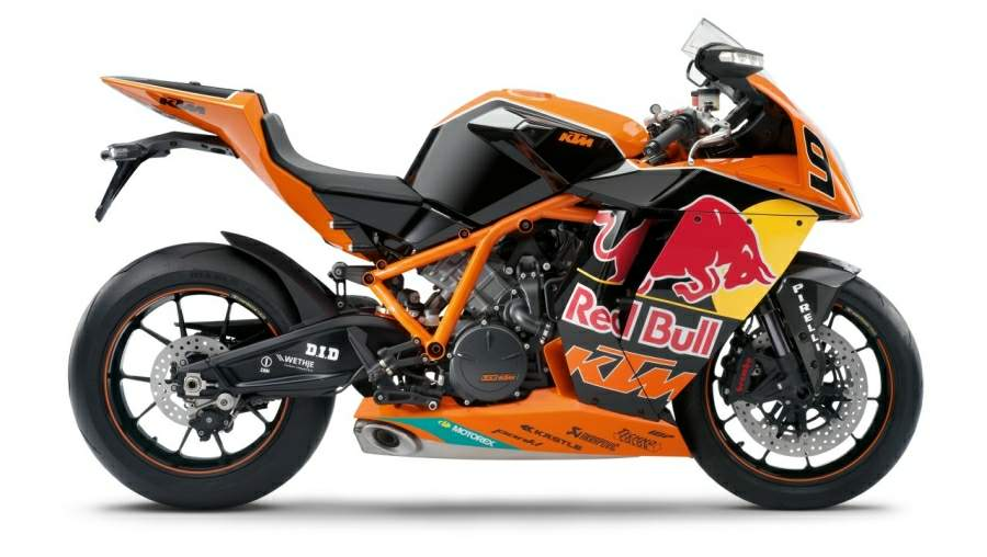 Мотоцикл KTM RC8R 1190 Red Bull Limited Edition 2010