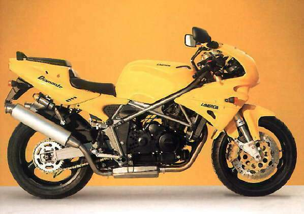Мотоцикл Laverda 668 Diamanta 1997