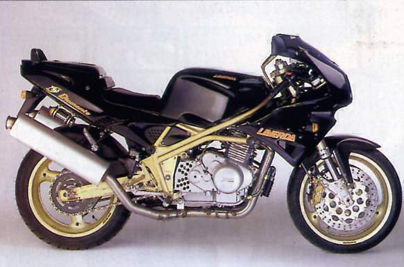 Мотоцикл Laverda 750 Diamanta 1998