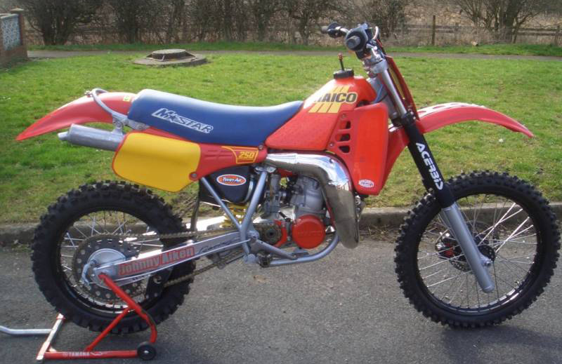 Мотоцикл Maico Enduro 250 WR (Cross Country) 1976