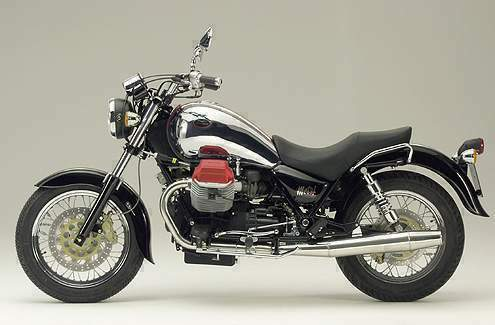 Мотоцикл Moto Guzzi California 1100 Stone Chrome 2003