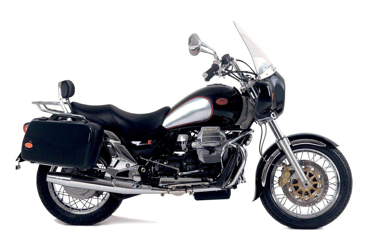 Мотоцикл Moto Guzzi California 1100 Touring 2002