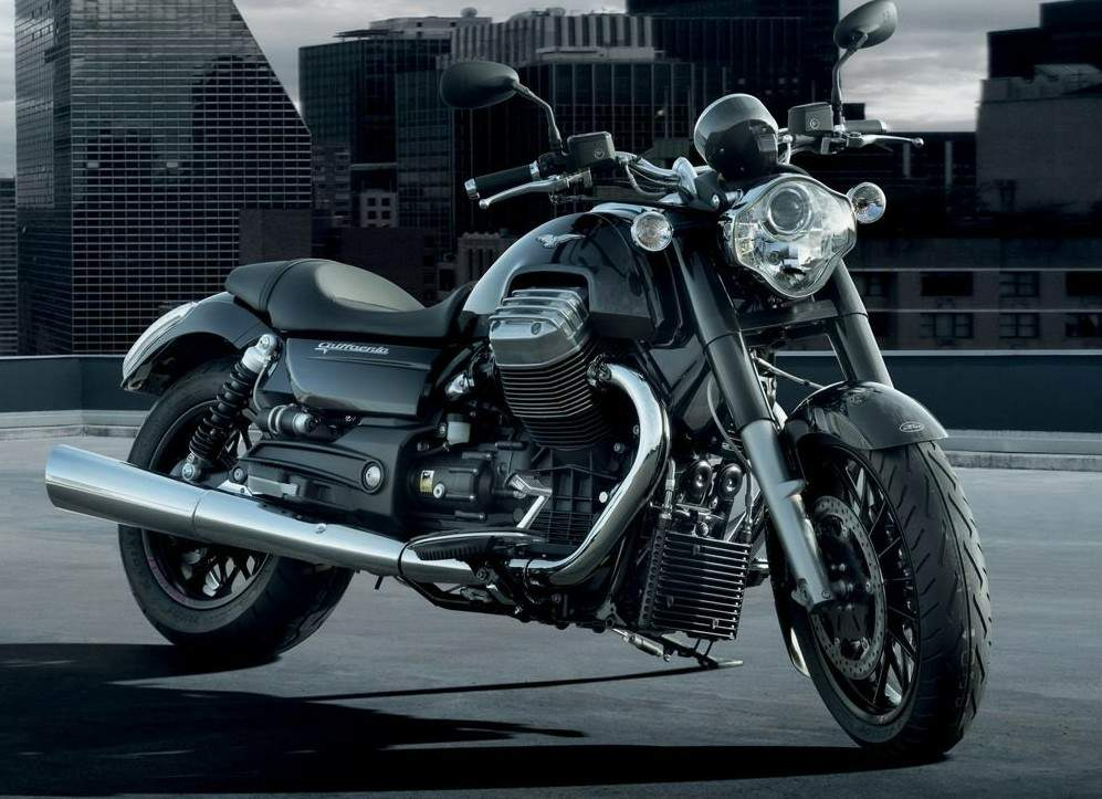 Мотоцикл Moto Guzzi California 1400 Custom 2013