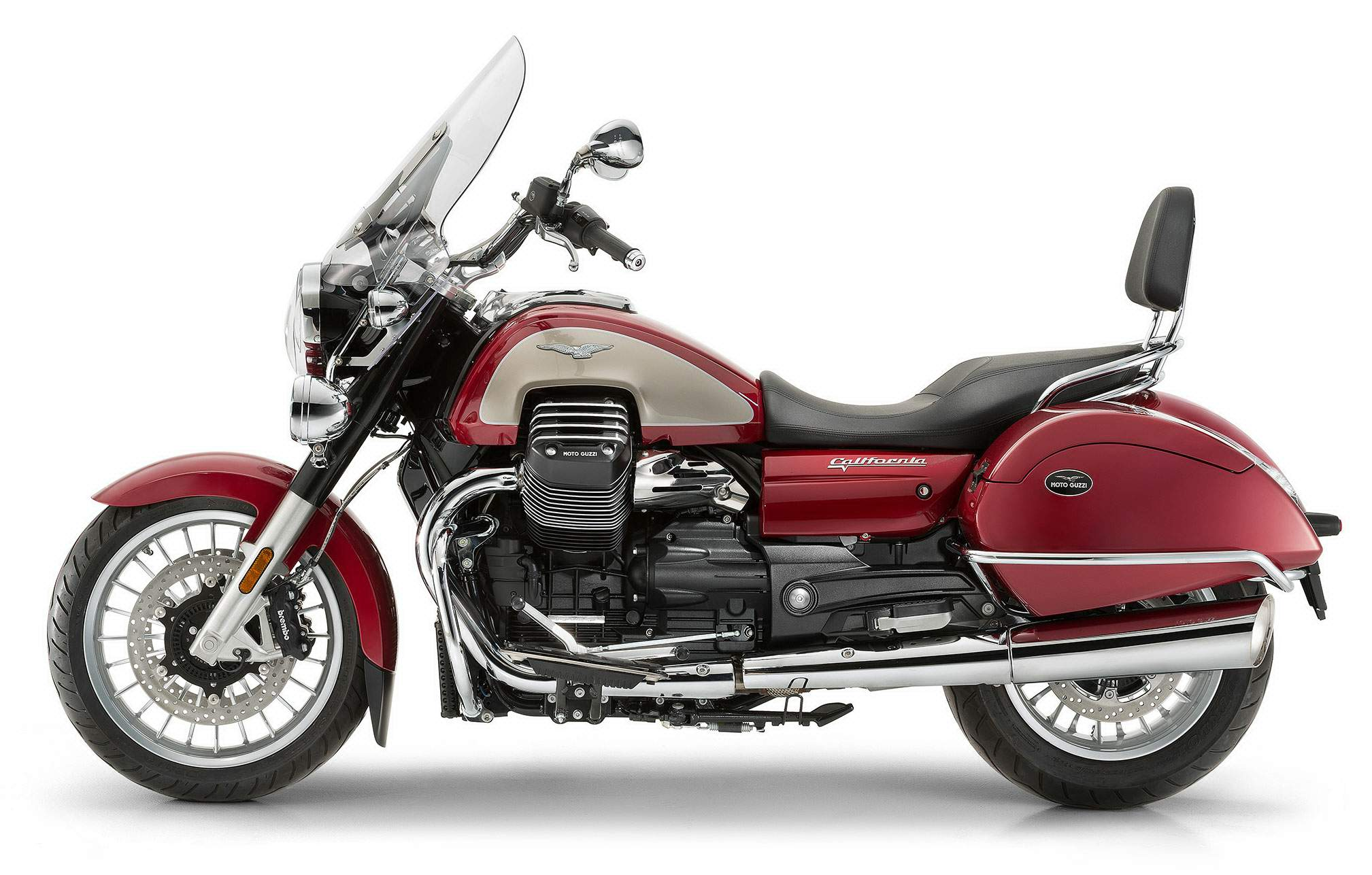 Мотоцикл Moto Guzzi California 1400 Touring 2017