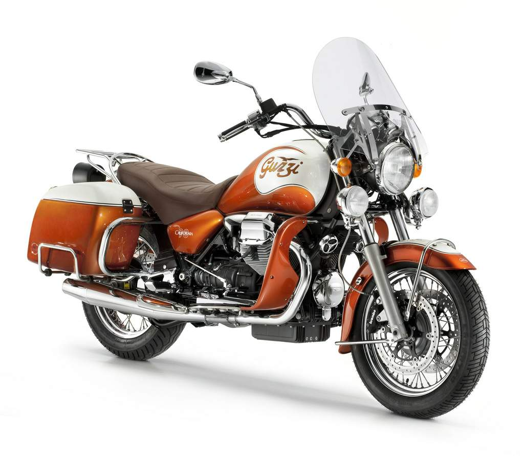 Мотоцикл Moto Guzzi California 90 Limited Edition 2012