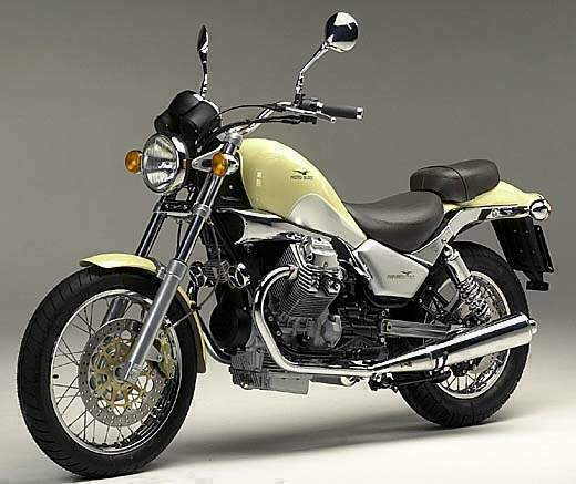 Мотоцикл Moto Guzzi Nevada 750 Club 1998