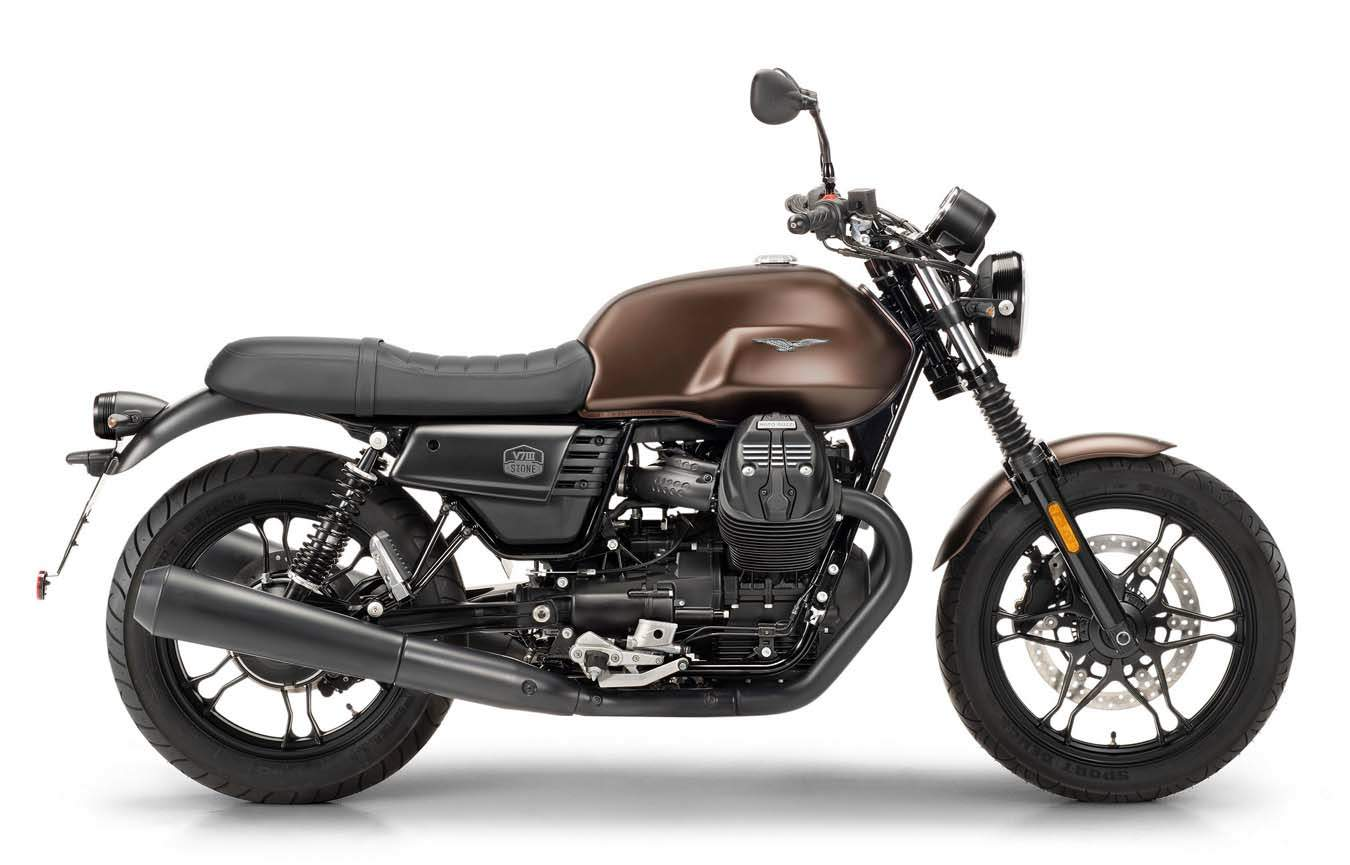 Мотоцикл Moto Guzzi V 7 III Stone Night Pack 2018