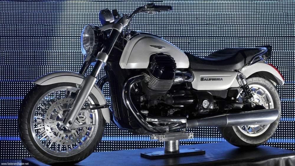 Мотоцикл Moto Guzzi V7 750