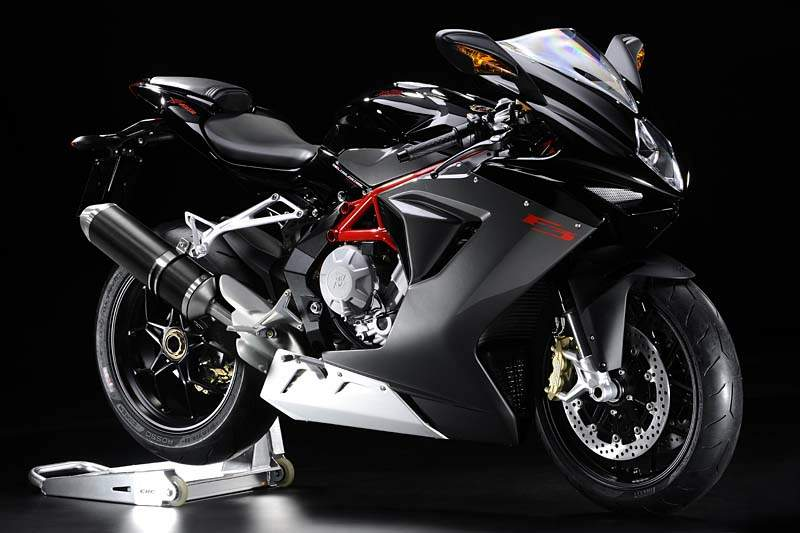 Мотоцикл MV Agusta F3 675 Japan Edition 2013