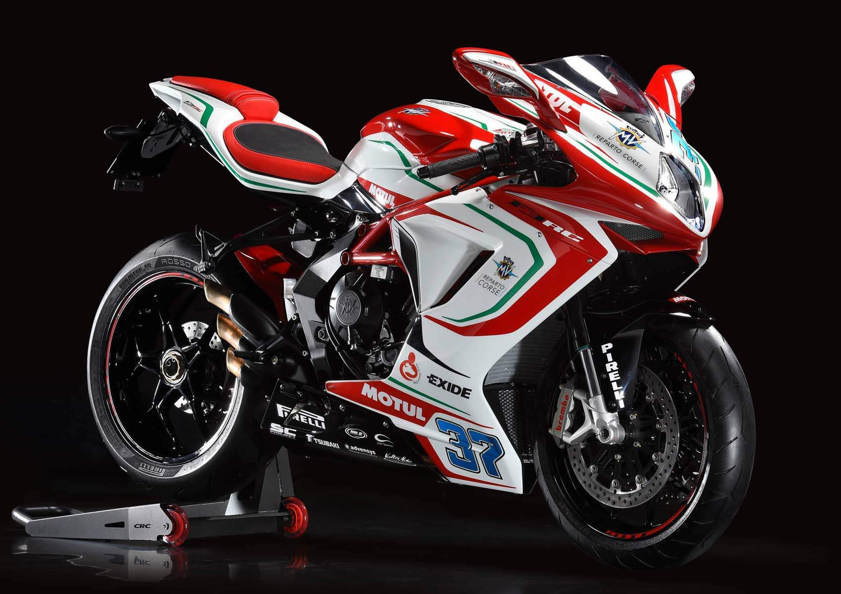 Мотоцикл MV Agusta F3 675 RC Limited Edition 2017