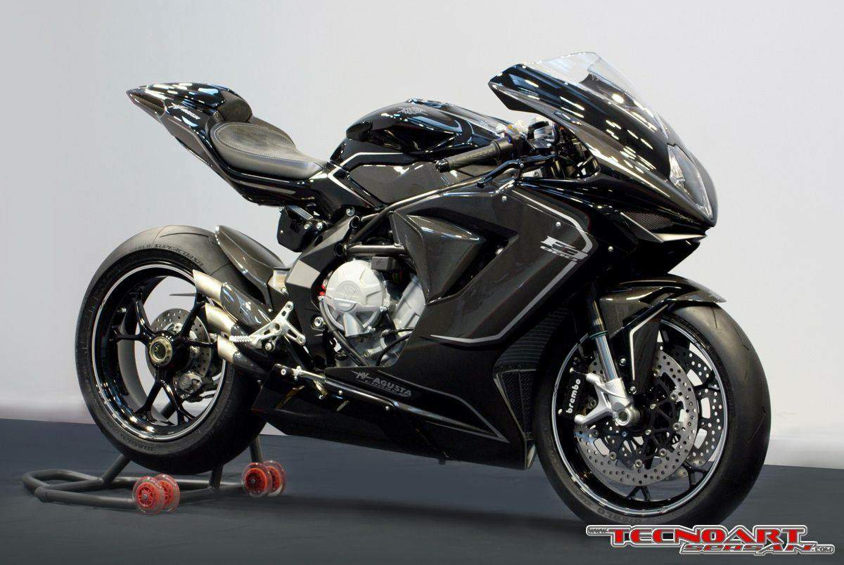 Мотоцикл MV Agusta F3 800 Oscura Limited Edition 2015