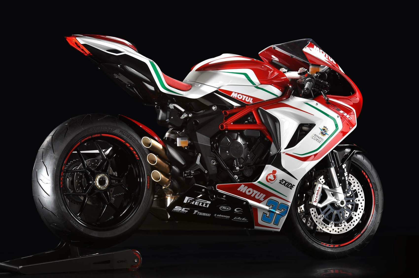 Мотоцикл MV Agusta F3 800 RC Limited Edition 2017