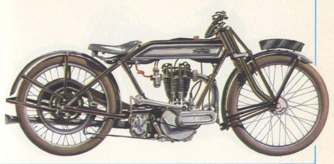 мотоциклы 1930 фото