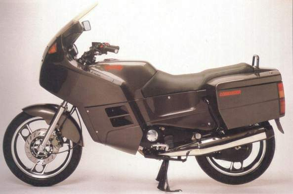Мотоцикл Norton Commander 1991