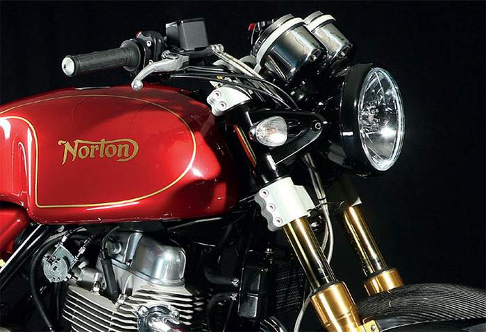 Мотоцикл Norton Commando 961 Sport 2015