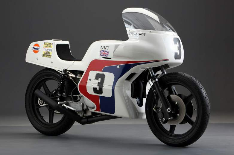 Мотоцикл Norton Cosworth 1974
