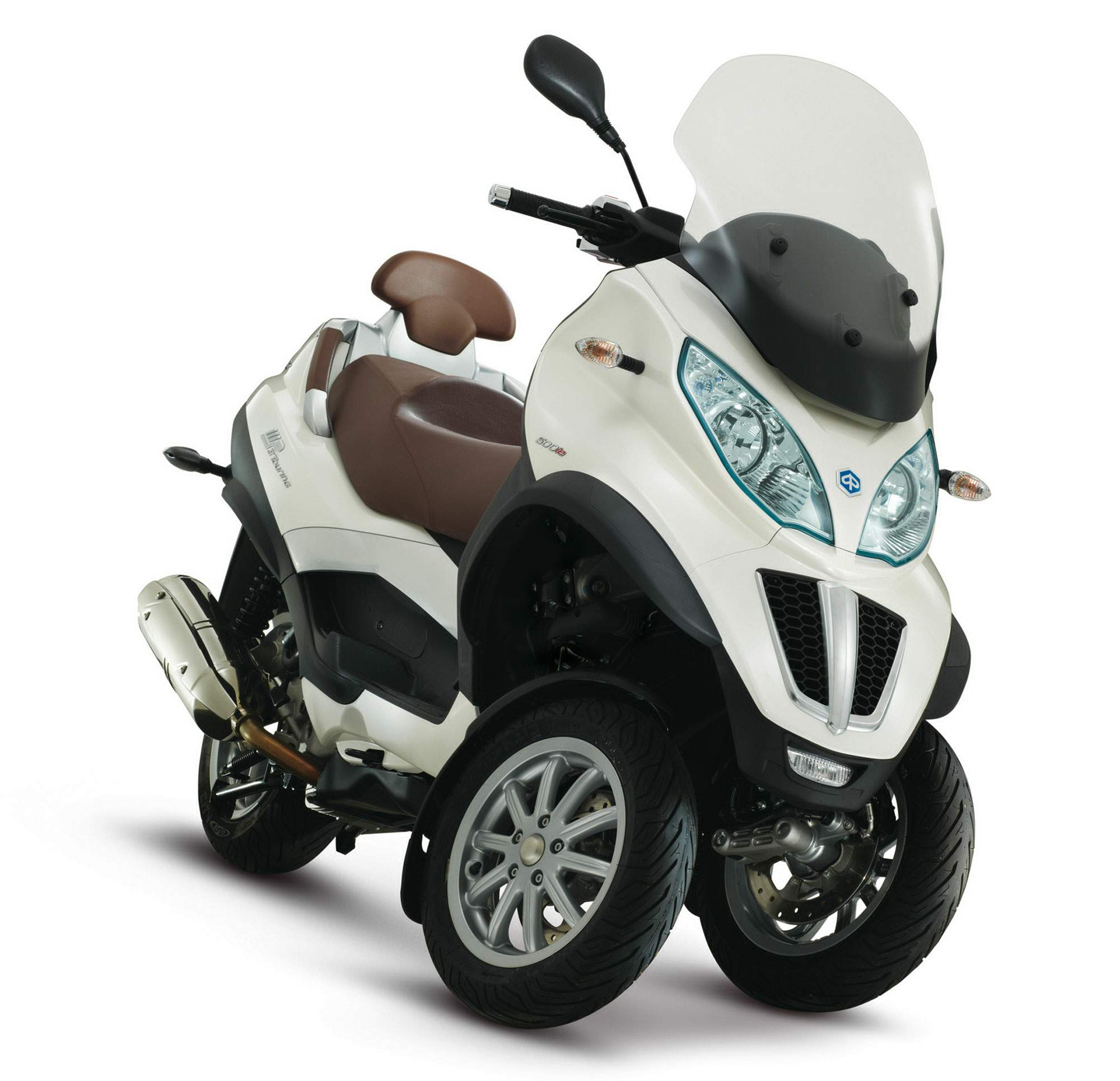 Мотоцикл Piaggio MP3 500ie Touring 2012