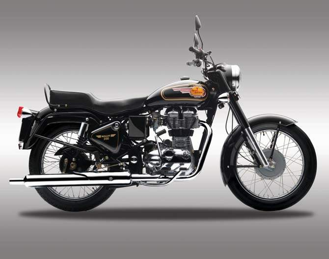 Мотоцикл Royal Enfield Bullet 350 2009