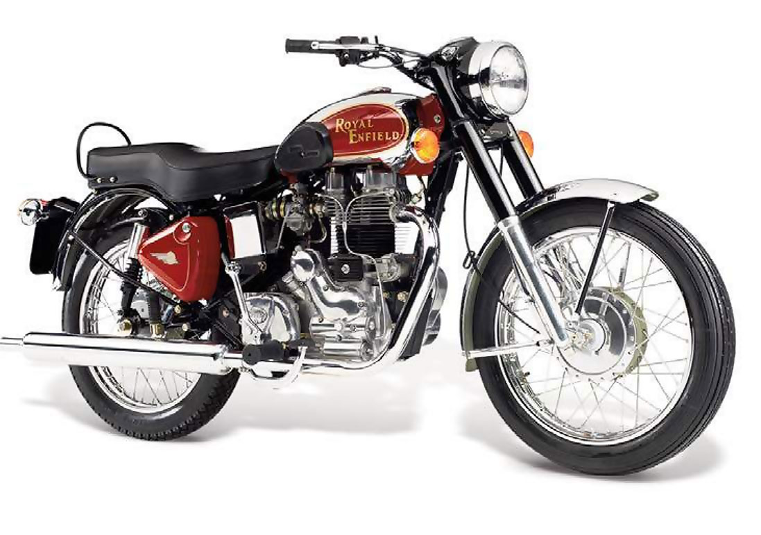 Мотоцикл Royal Enfield Bullet 500 Deluxe 2009
