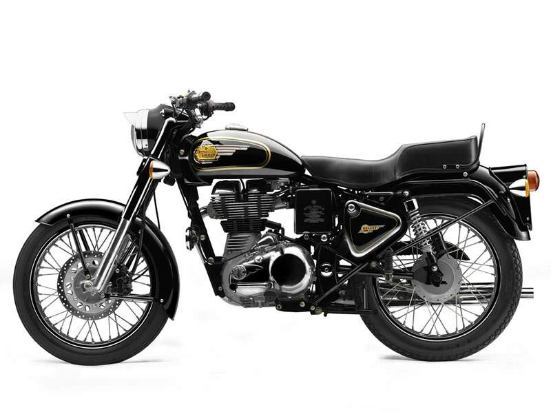 Мотоцикл Royal Enfield Bullet B5 500 2012