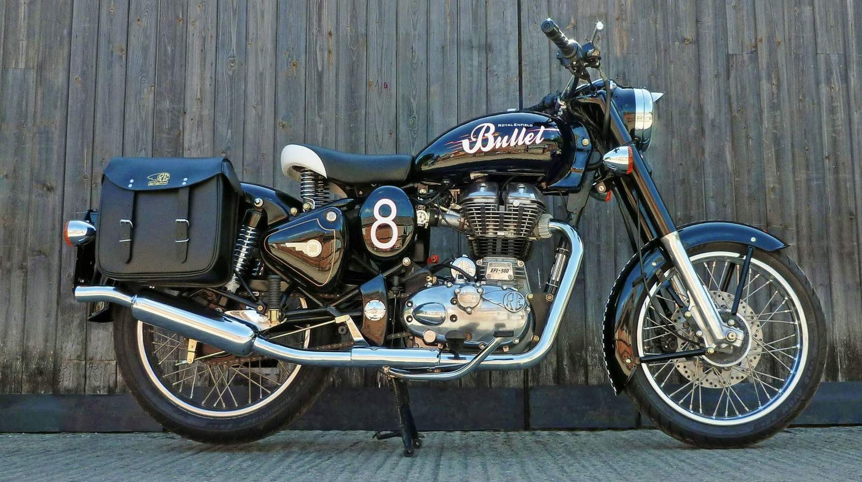 Мотоцикл Royal Enfield Bullet  C5 Classic EFI Lewis Leathers Classic Limited Edition 2012