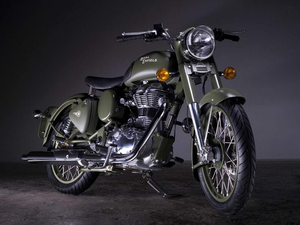 Мотоцикл Royal Enfield Bullet C5 Military EFI 2012