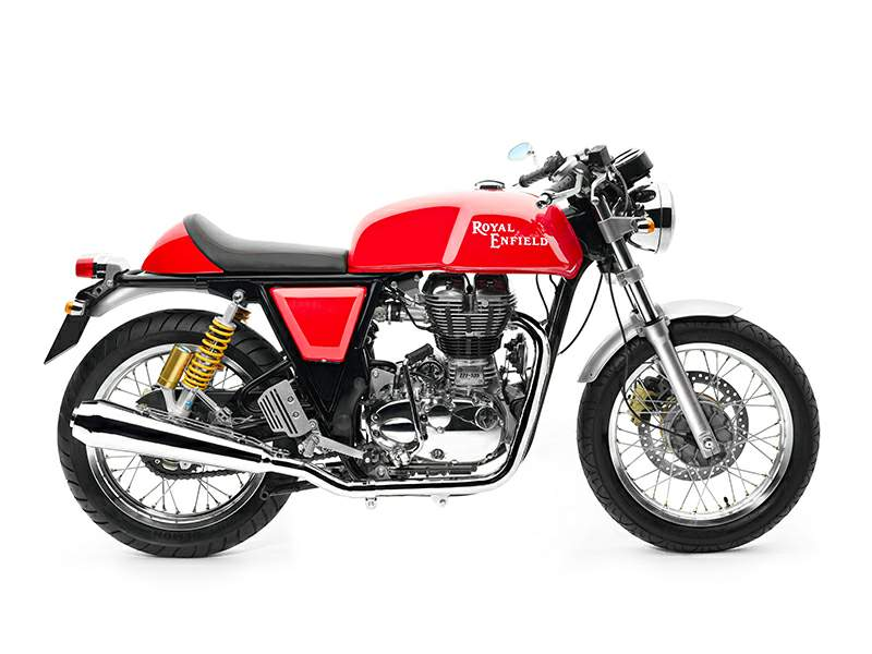 Мотоцикл Royal Enfield Continental GT 535 2015