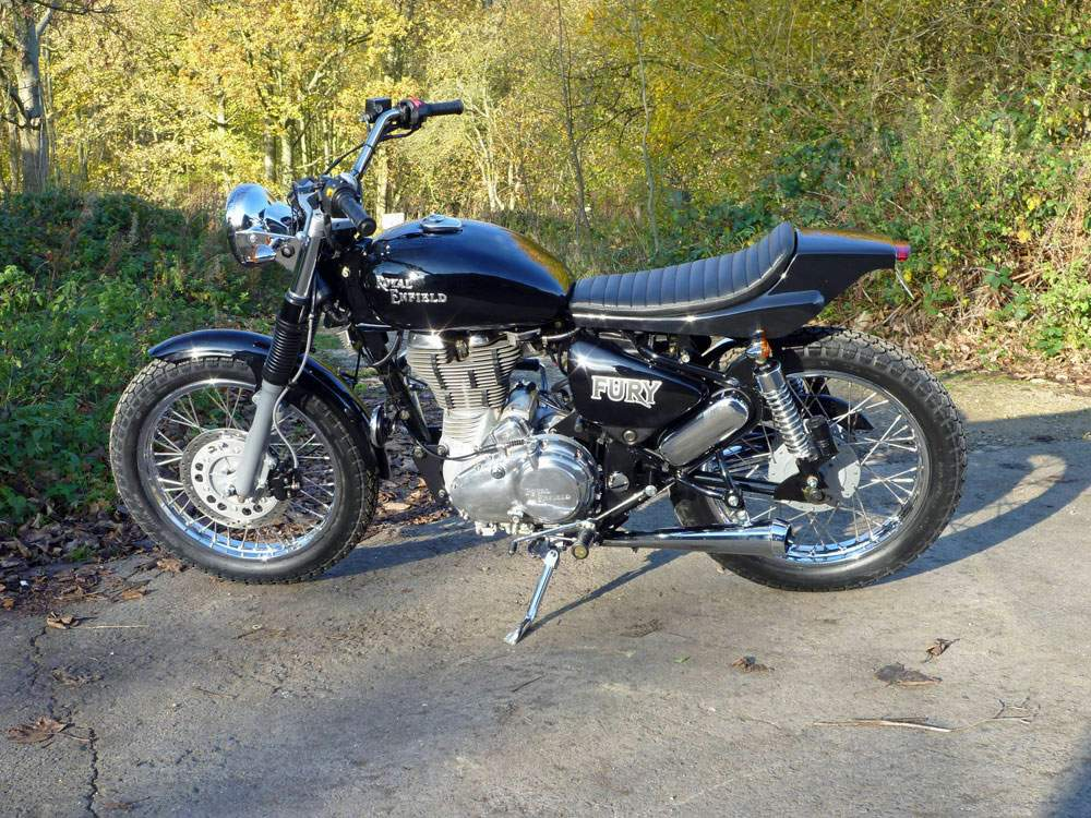Мотоцикл Royal Enfield Fury EFI 1963