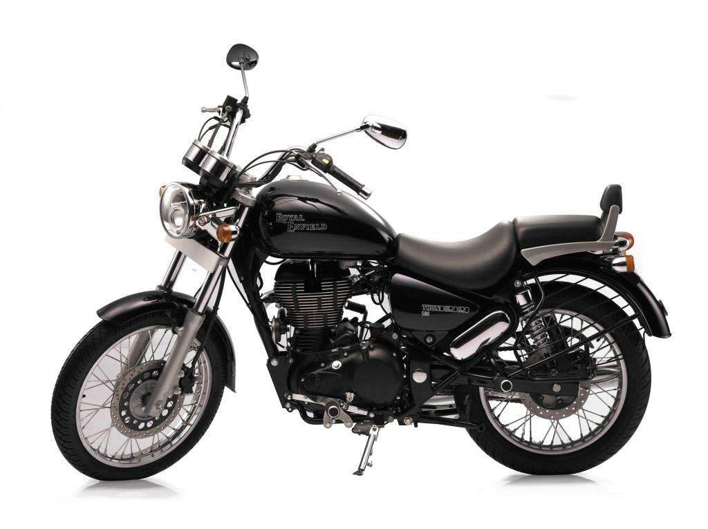 Мотоцикл Royal Enfield Thunderbird 500 2012