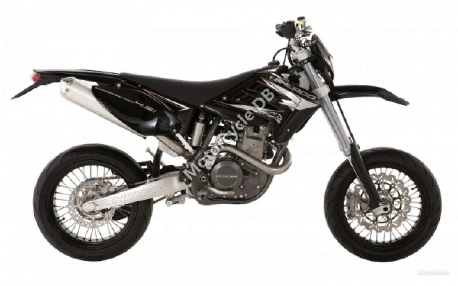 Мотоцикл Sherco 4.5I Supermotard 2008