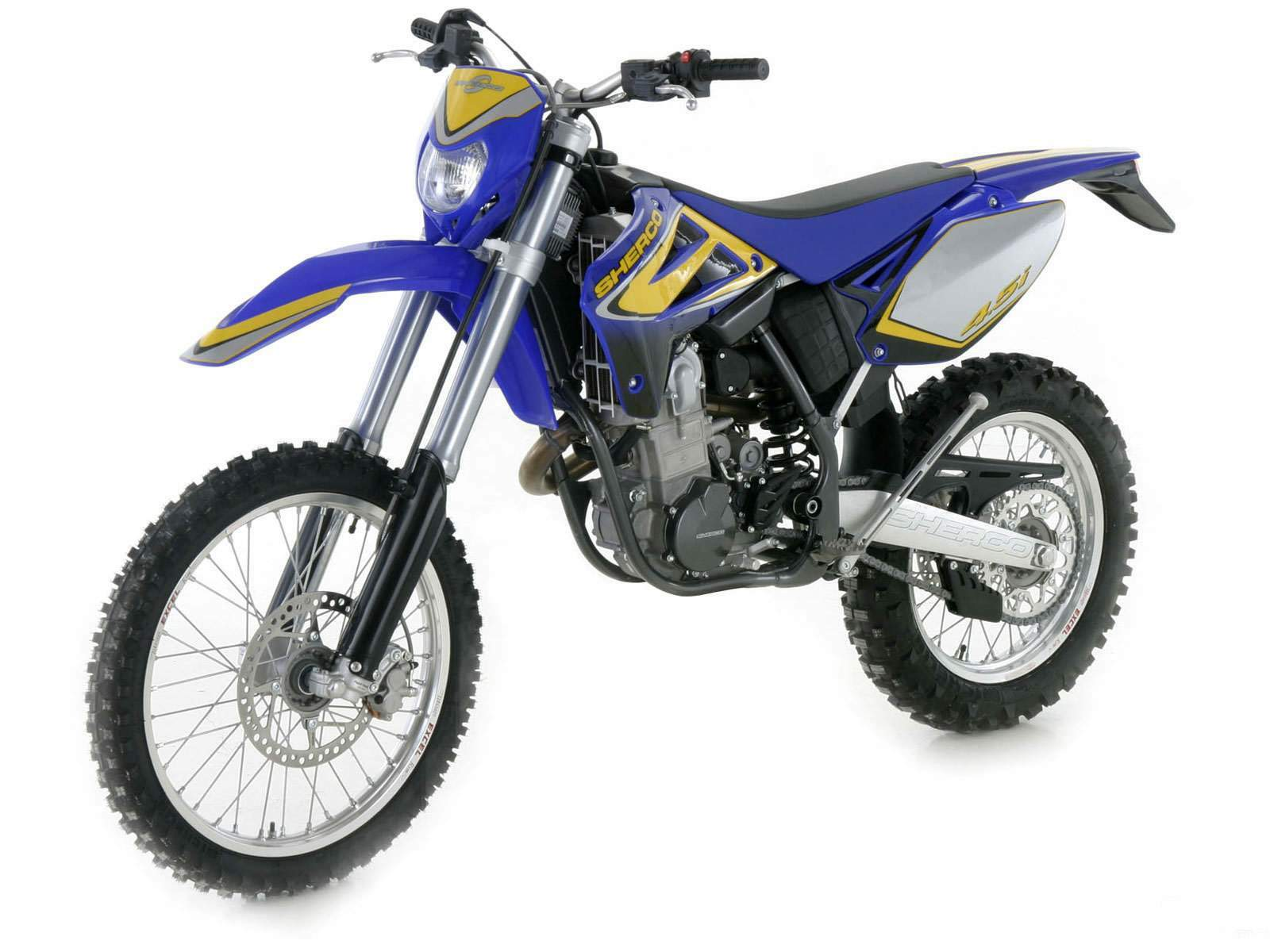 Мотоцикл Sherco Shark Replica 125 Enduro 2005