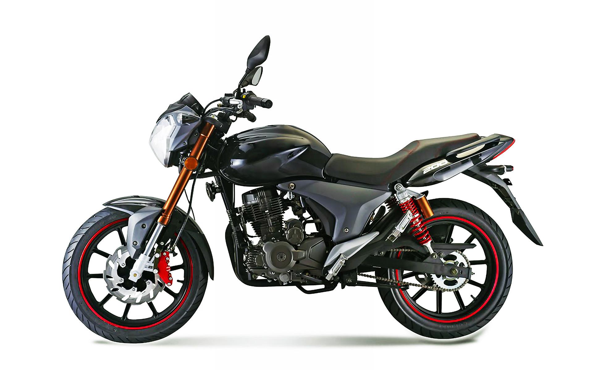 Купить мототехнику в Украине: китайские мотоциклы бу и новые