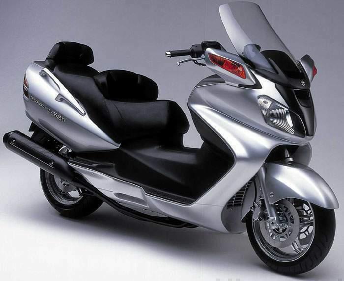 мотоцикл бургман
