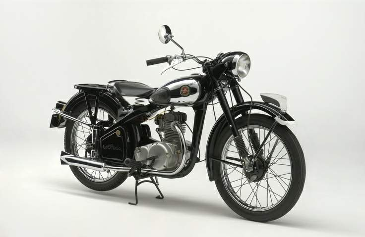 Мотоцикл Suzuki Colleda CO 1954