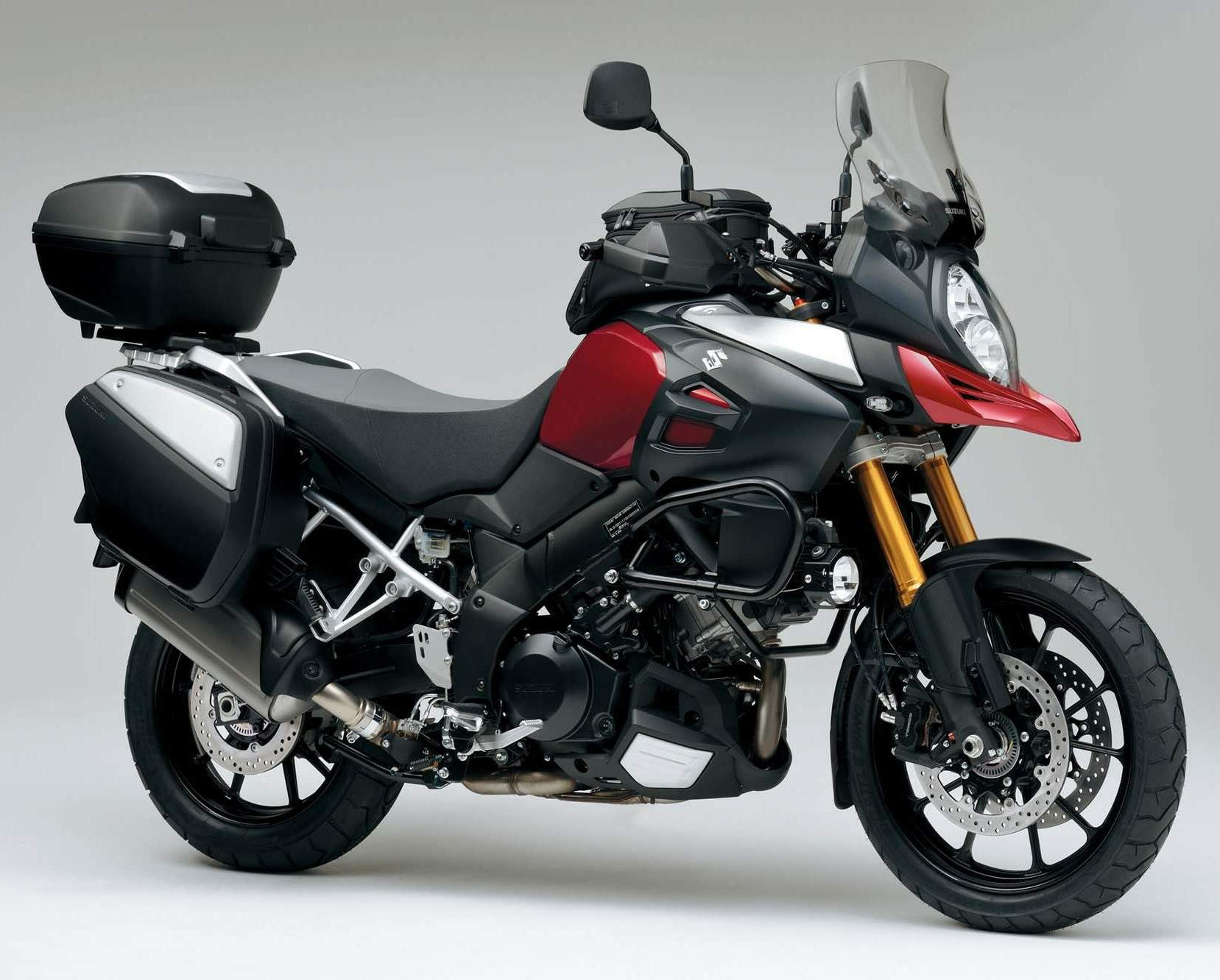 Мотоцикл Suzuki DL 1000 V-Strom Adventure 2014